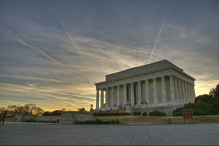 Photographing the Lincoln Memorial