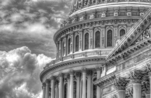 Photographing the U.S. Capitol