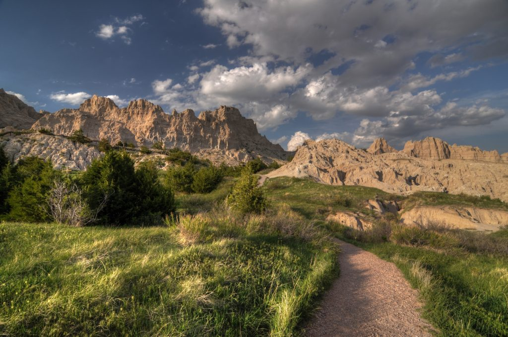 Cliff Shelf Nature Trail, Badlands National Park