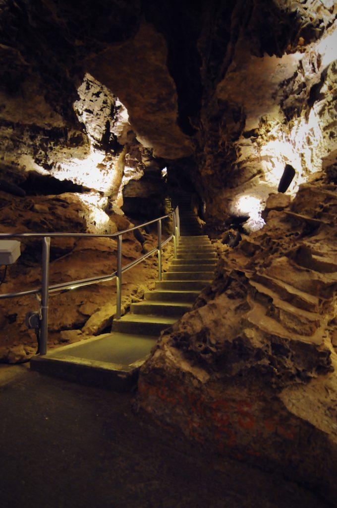 Natural Entrance Cave Tour, Wind Cave National Park