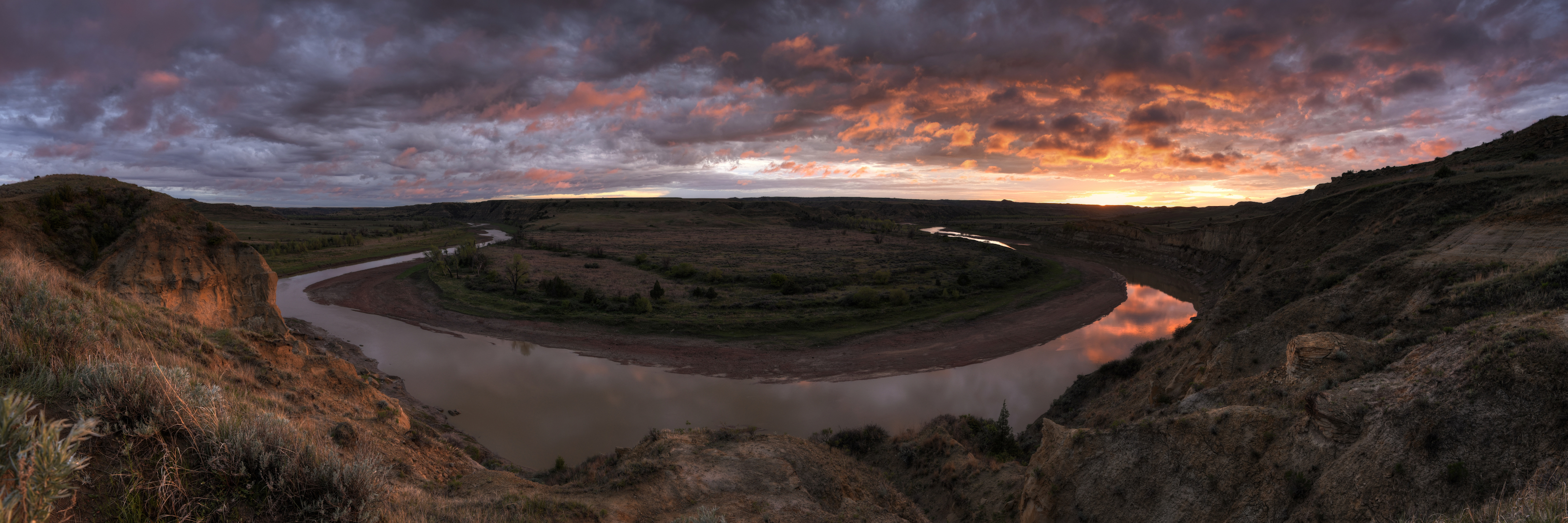 Little Missouri River, Theodore Roosevelt National Park