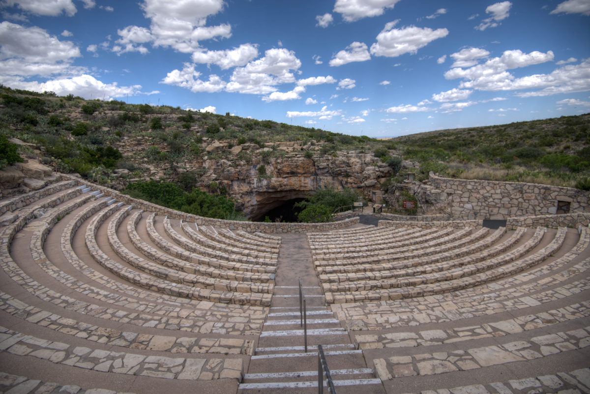 Amphitheater, Carlsbad Caverns National Park