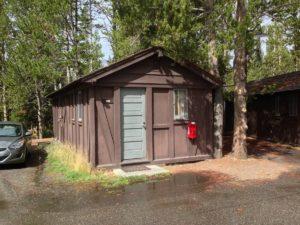 Old Faithful Cabins, Yellowstone National Park